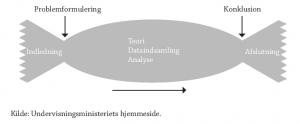 Fiskemodellen - videnskabelig model