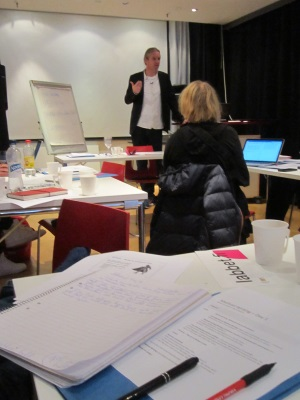 Course in Method Writing. Bo Skjoldborg. Free your writing proces and texts. Flow writing.